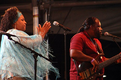 The Fatback Band @ WOMAD 2005