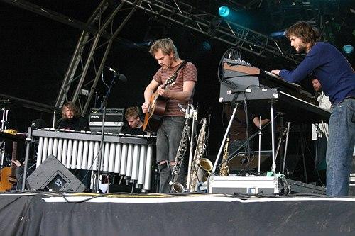 Jaga Jazzist @ Wychwood Music Festival 2005