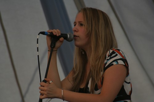 Katey Brooks @ Ashton Court 2007