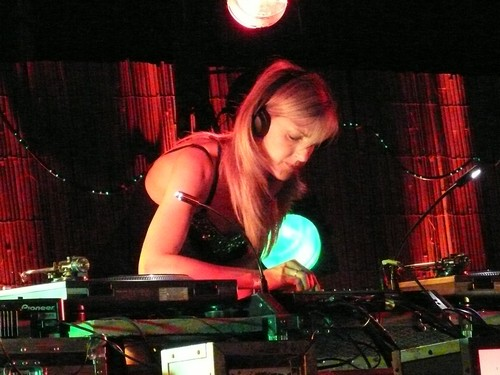 Mary Anne Hobbs @ The Big Chill 2007