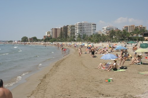 the town & beach - Benicassim