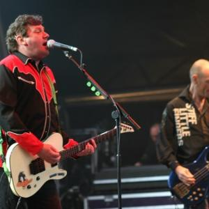Stiff Little Fingers for Blackpool's Rebellion