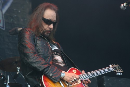Ace Frehley @ Download 2008