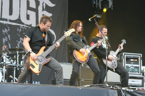 Alter Bridge @ Download 2008