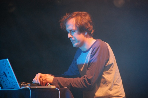 Ulrich Schnauss @ Glade Festival 2008
