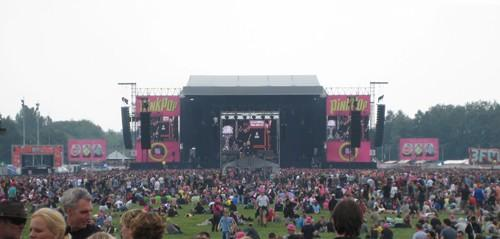 Mumford & Sons for Pinkpop 2012