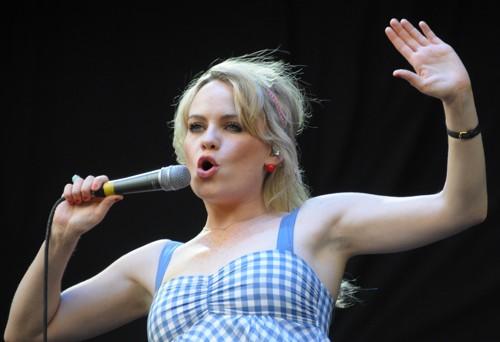 Duffy @ V Festival (Chelmsford) 2008