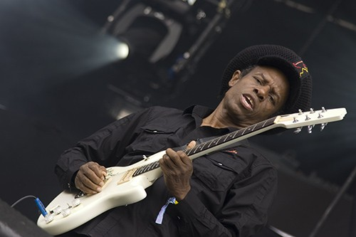 Eddy Grant and His Frontline Orchestra