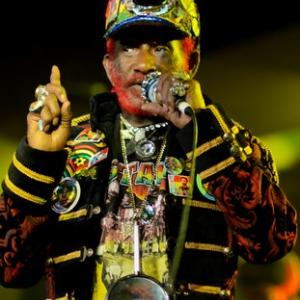 Lee Scratch Perry for Hampshire's new Golden Down Festival