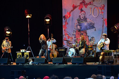 Robert Plant And The Band Of Joy @ The Big Chill 2011