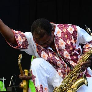 Femi Kuti and the Positive Force for Shambala