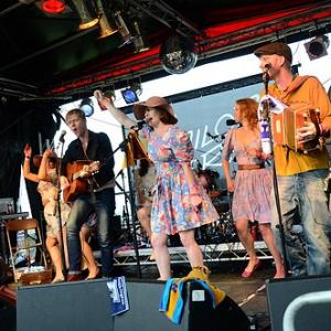 Skinny Lister, Le Vent du Nord, and more for Warwick Folk Festival