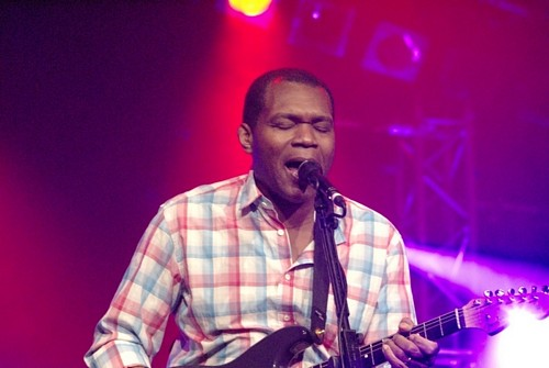 Robert Cray @ Cambridge Folk Festival 2011