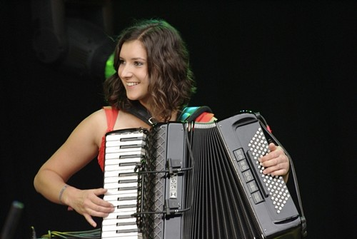 The Shee @ Fairport's Cropredy Convention 2011