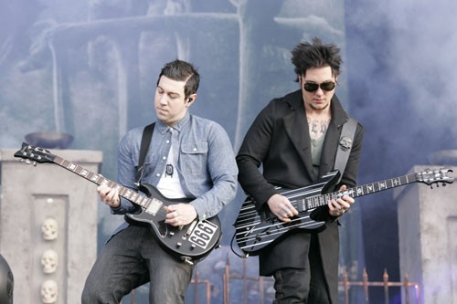 Avenged Sevenfold @ Download 2011