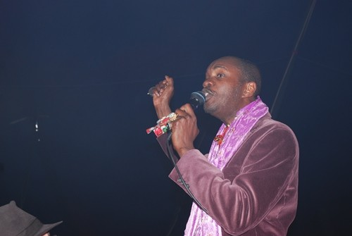 David McAlmont @ Friends Of Mine Festival 2011