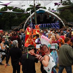 Glade offer to Golden Down Festival ticket holders