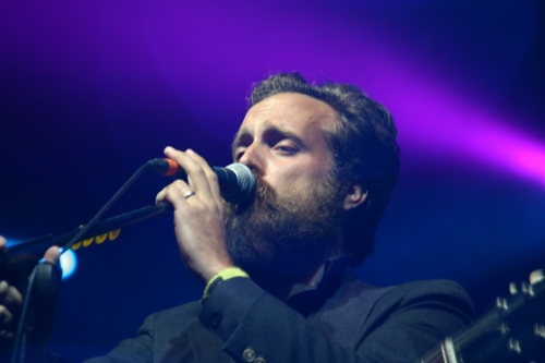 Iron And Wine @ The Green Man Festival 2011