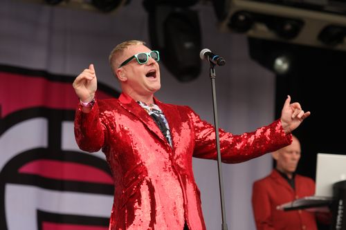 Erasure (1) @ GuilFest 2011