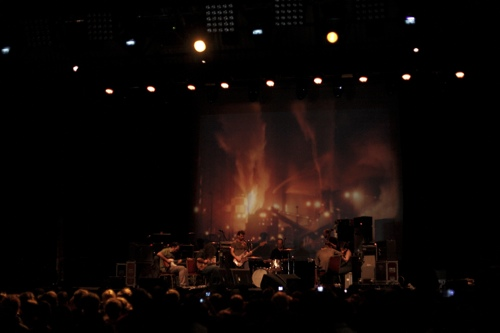 Godspeed You Black Emperor @ I'll Be Your Mirror 2011