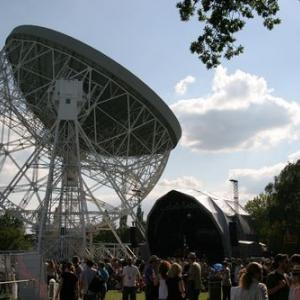 tickets on sale for bluedot from Jodrell Bank 2017