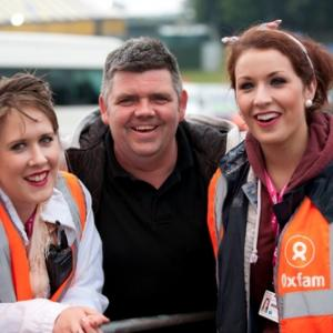 Oxfam calls for volunteers to steward at CarFest