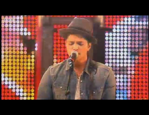 Bruno Mars @ Radio One Big Weekend 2011