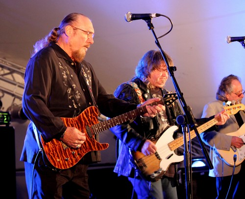 Steve Cropper and The Animals @ Rhythm Festival 2011