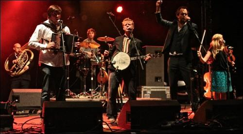 Bellowhead lead first acts for Towersey 2012