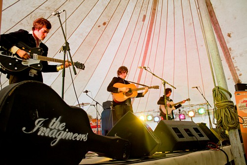 The Imagineers @ The Wickerman Festival 2011