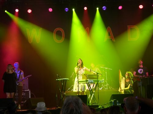 9 Bach @ WOMAD 2011