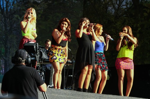 The Saturdays @ British Summer Time 2013
