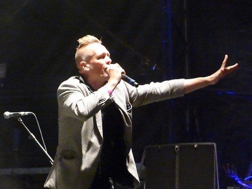 John Robb @ Beautiful Days 2013