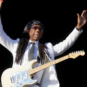 Nile Rodgers & CHIC for Greenwich Music Time