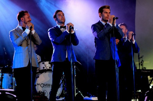 The Overtones @ Cornbury Music Festival 2013