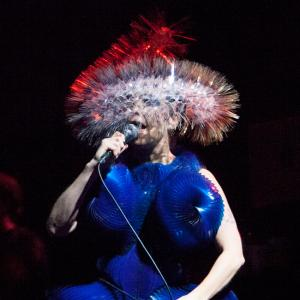 Bjork cancels the rest of her European tour after Wilderness