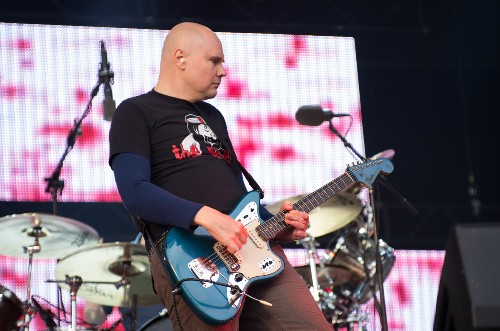 Smashing Pumpkins @ Glastonbury Festival 2013