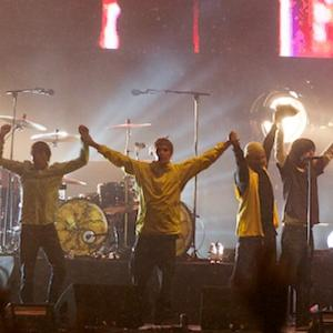 The Stone Roses for Etihad Stadium and T in the Park
