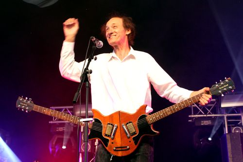 John Otway @ Off The Tracks Summer Festival 2013