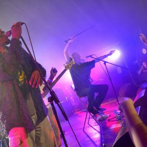 Dreadzone lead first acts for Strummercamp