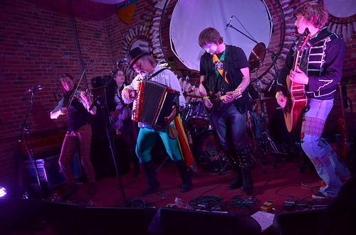 Shamus OBlivion and the Megadeath Morrismen @ Off The Tracks Spring Festival 2013