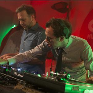 2manydjs for Groove CairnGorm 2018