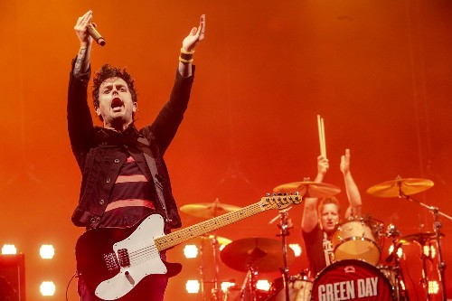 Green Day @ Reading Festival 2013