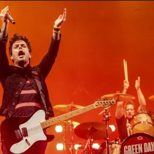 Green Day to play Glasgow, London & Huddersfield