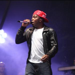 Dizzee Rascal for Liverpool's We Luv Festival