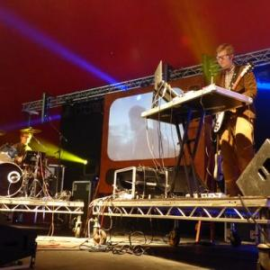 Public Service Broadcasting for Stockton Calling  2014