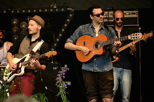 Gypsy Hill @ The Beatherder Festival 2014
