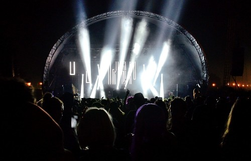 Vitalic @ The Beatherder Festival 2014