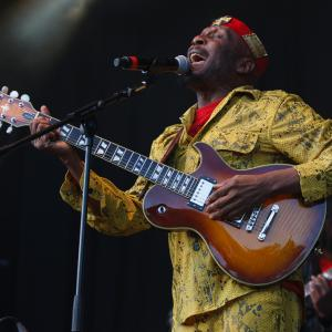 Jimmy Cliff for Bearded Theory 2018