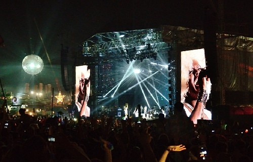 Chic featuring Nile Rodgers: Bestival 2014